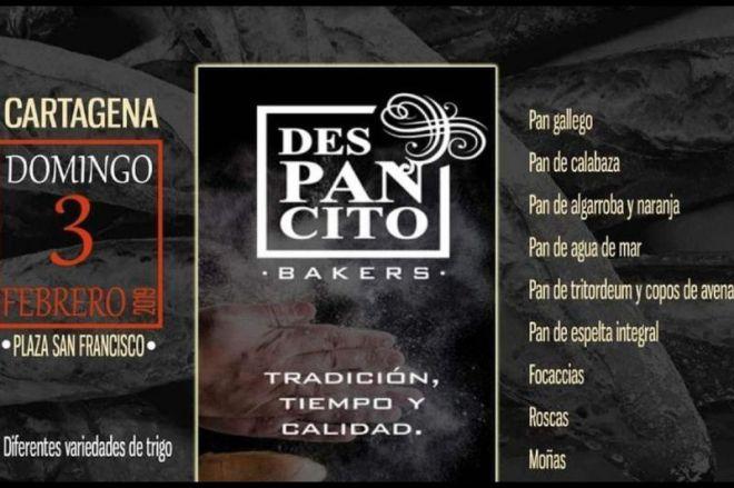 Degustación Gratuita de Panes en Cartagena