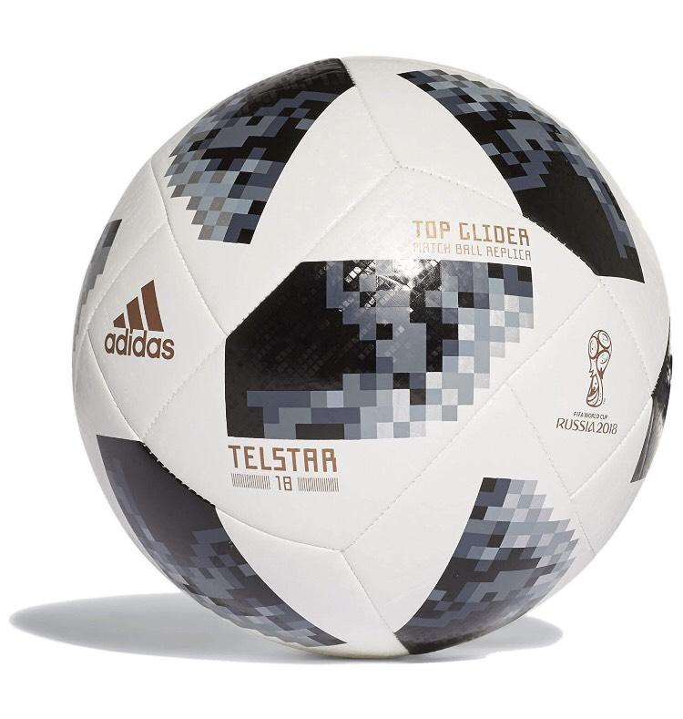 Balón de fútbol Adidas Telstar 18