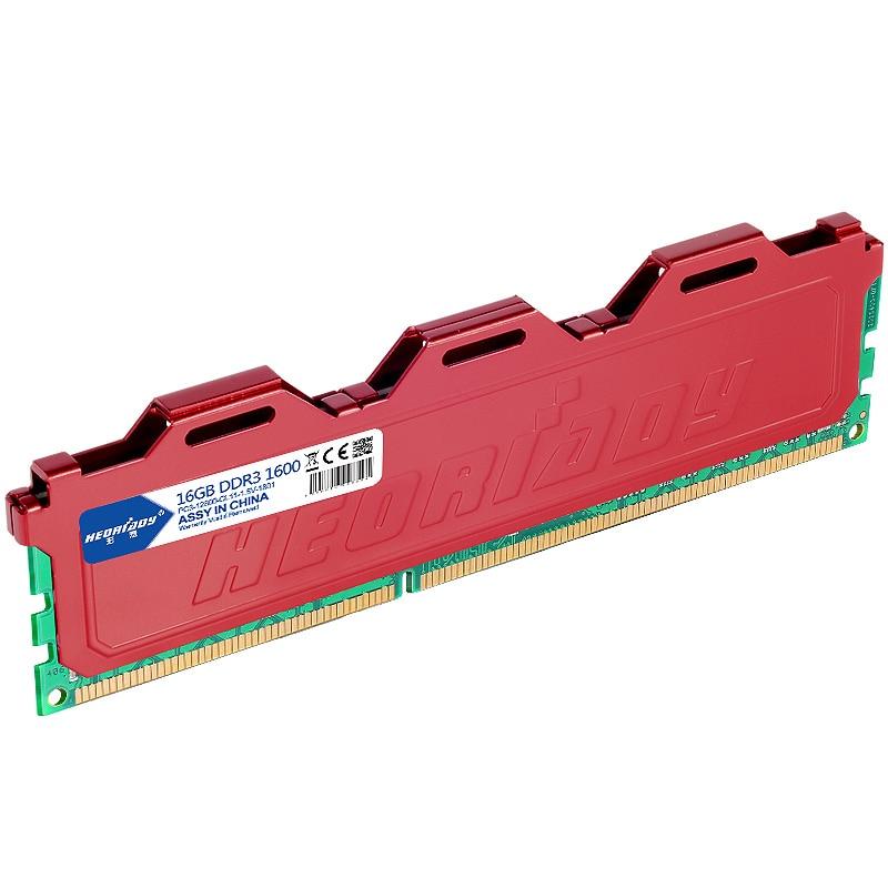 16gb DDR3 1600mhz