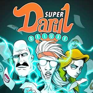 Super Daryl Deluxe 8Steam