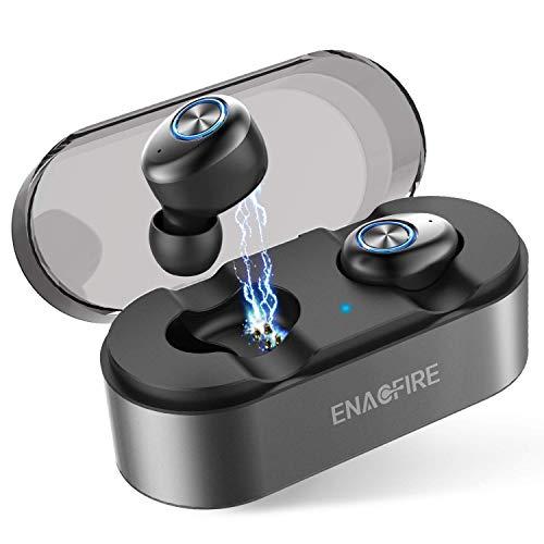 Auriculares Bluetooth, ENACFIRE E18 Auriculares Inalámbricos Bluetooth Mini Twins