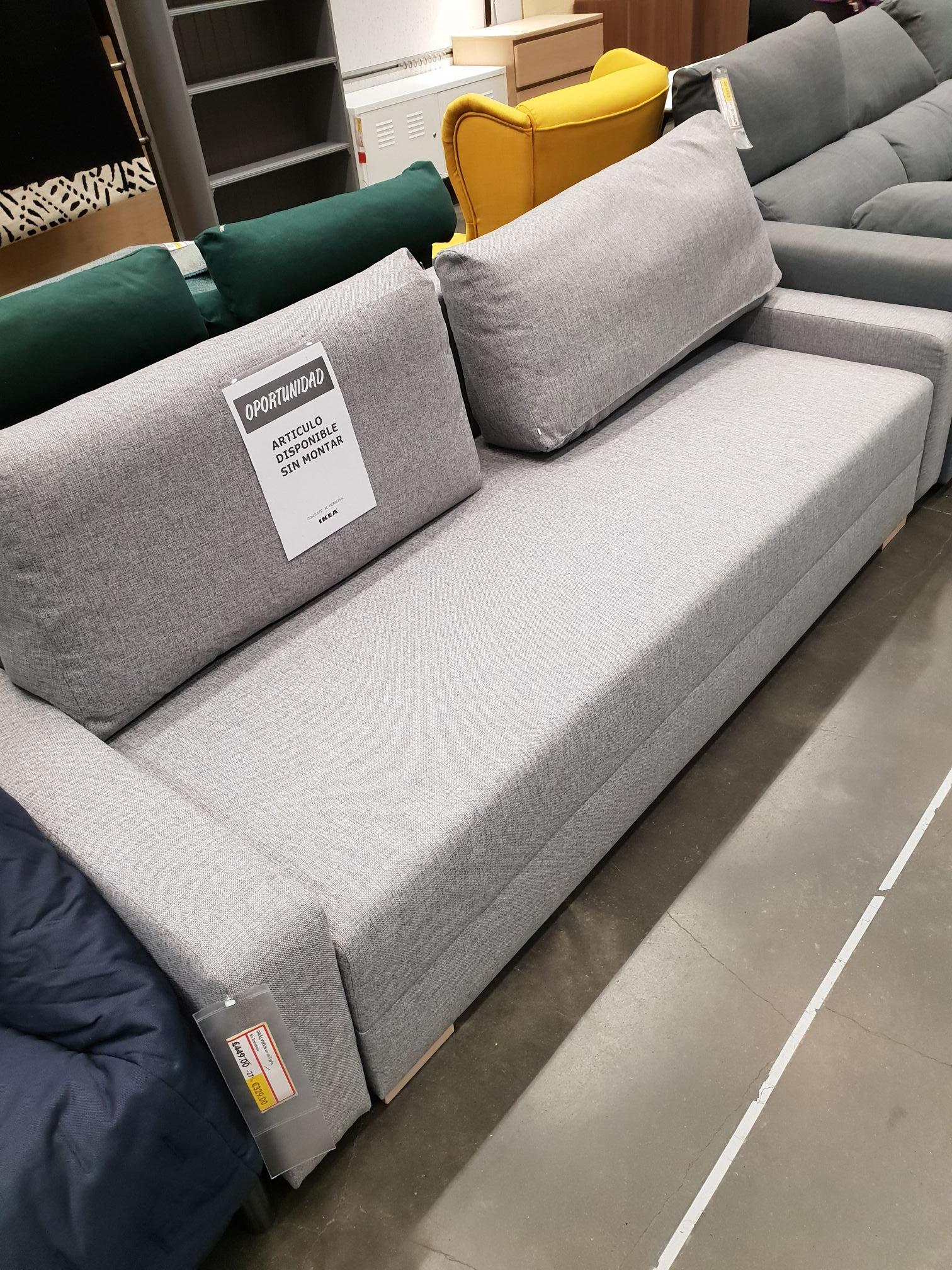 Sofá Cama Ikea AHORA 329€ Antes 449€