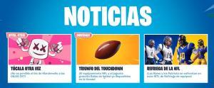 Balón de fútbol americano virtual gratis en fornite
