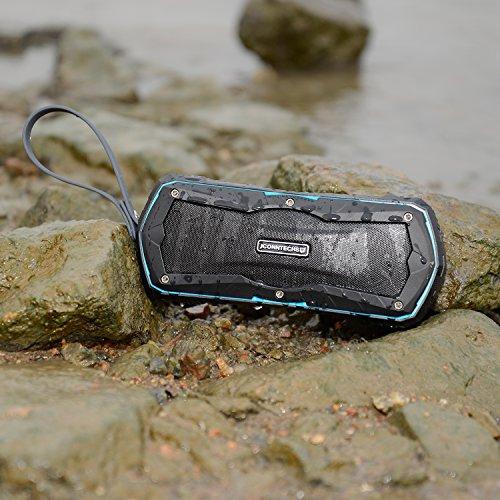Altavoz bluetooth con NFC 6w resisitente a polvo, suciedad y agua