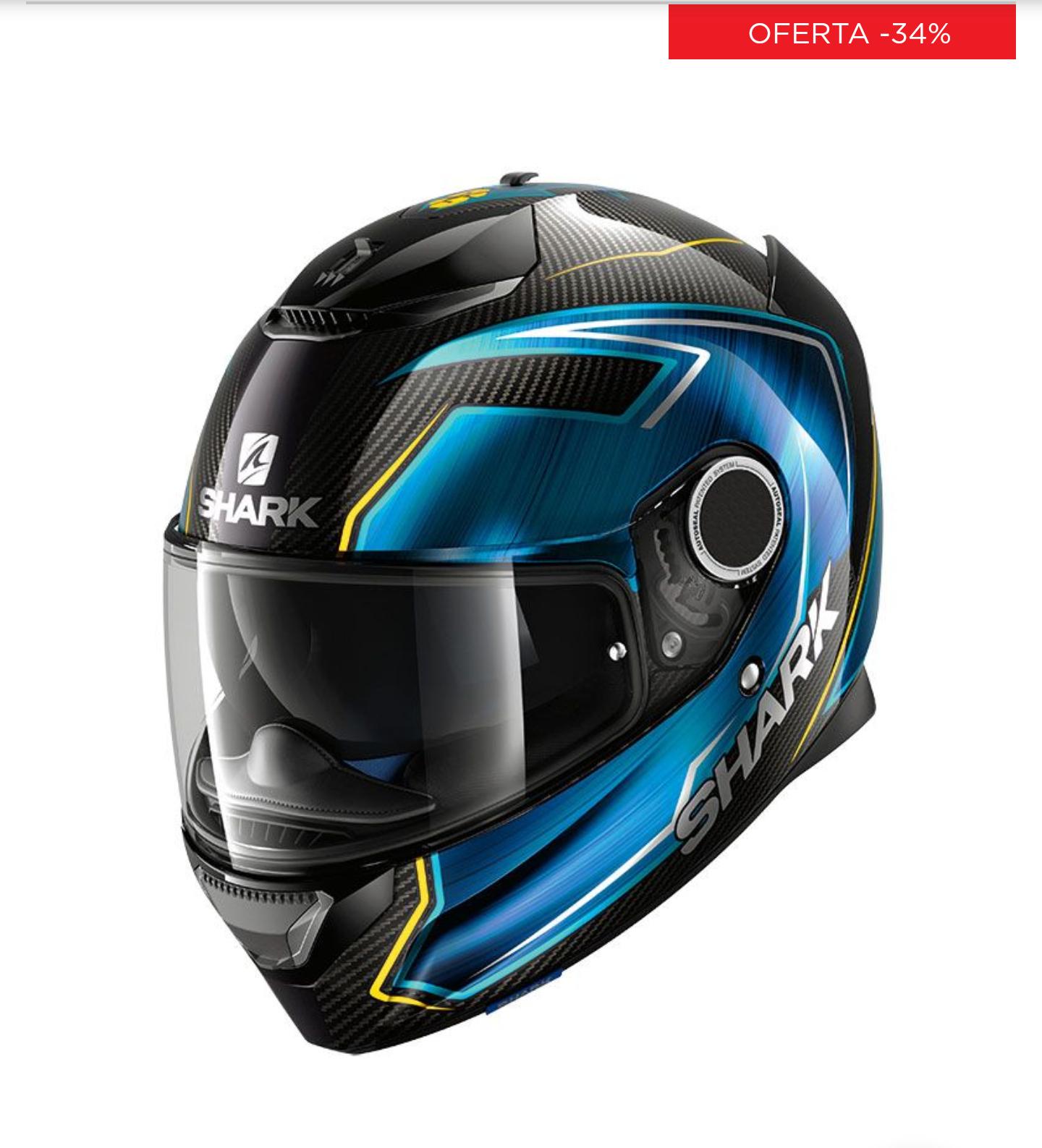 REBAJAZAS en cascos y un largo etc en accesorios de moto.