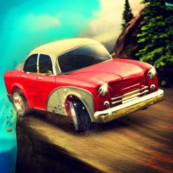 iOS: Vertigo Racing (GRATIS)
