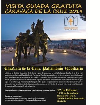 Visita guiada por Caravaca de la Cruz (Murcia) GRATIS