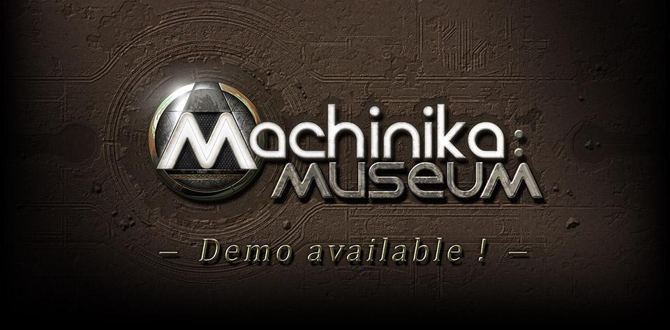Machinika Museum, Descarga gratis la beta