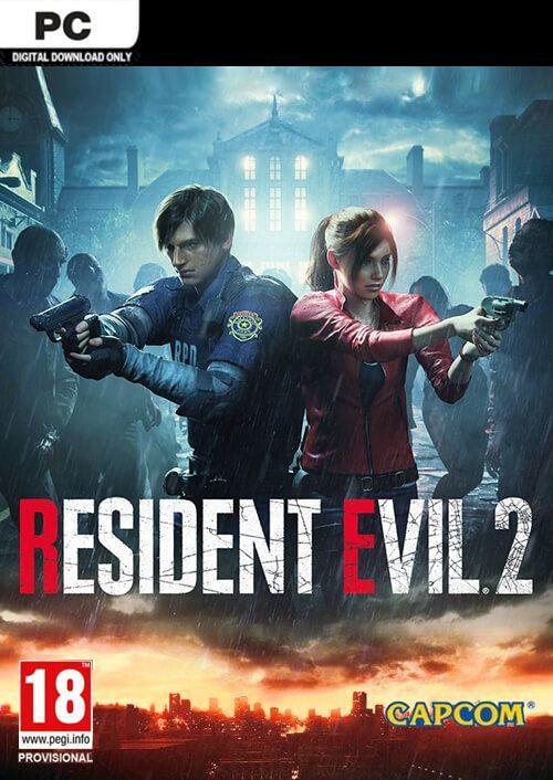 Resident Evil 2 Remake PC PC (MÍNIMO HISTÓRICO)