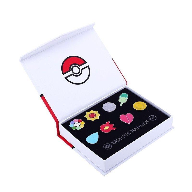 Medallas Pokémon de Kanto