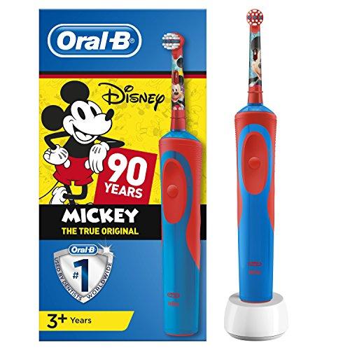 ¡Cepillo Oral-B edición 90 años Mickey sólo 12,99€! Envío Premium