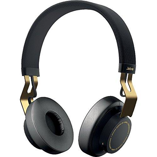 Audífonos Inalámbricos Jabra Move Black&Gold (Mínimo histórico)