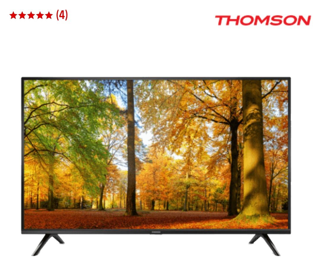 "TV LED 40"" - Thomson 40FD3306, Full HD, TDT2, USB, 2 HDMI"