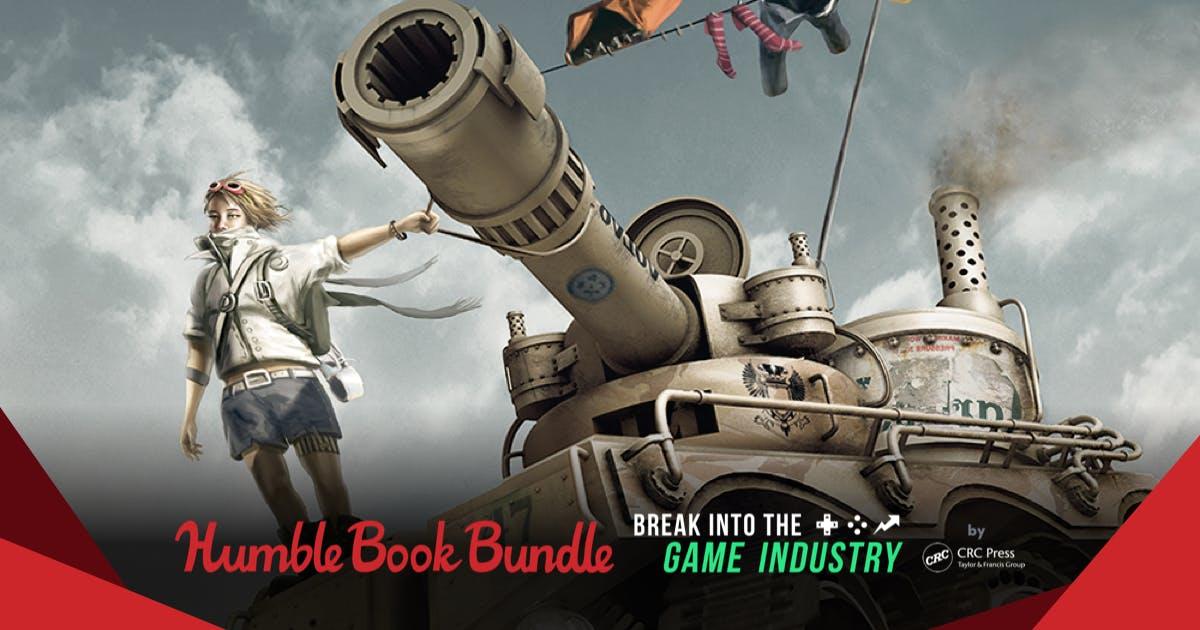 Humble Bundle libros videojuegos