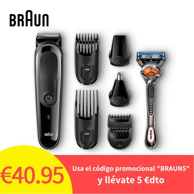 Set Braun Cuidado Masculino por 35,95€