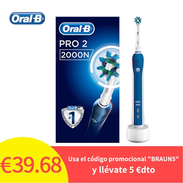 Oral-B PRO 2 2000N a 35,68€
