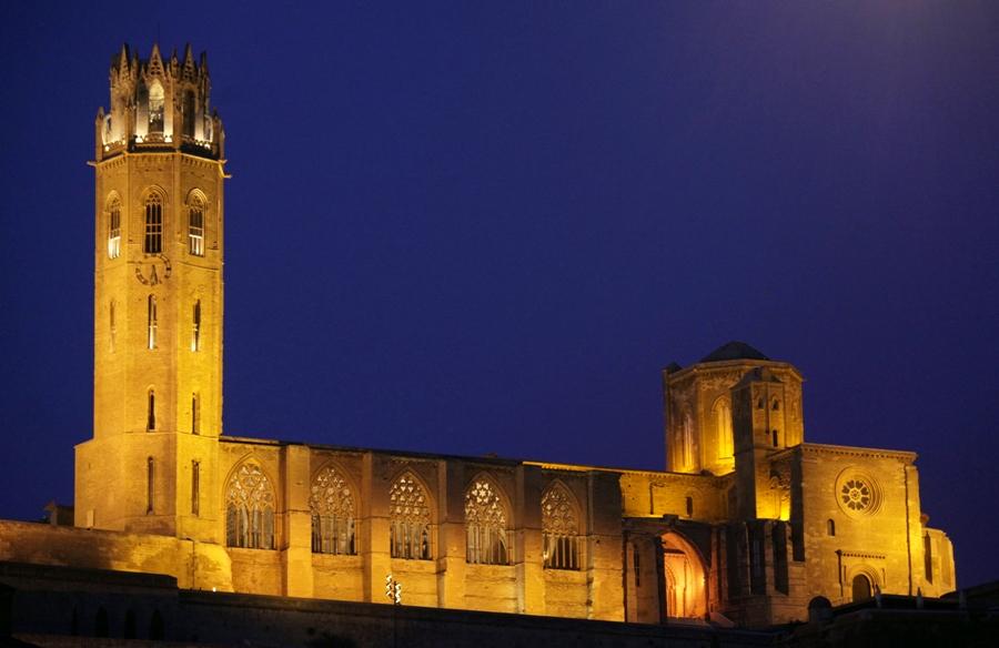Entrada gratuita en La Seu Vella y El Castillo del Rey Lleida
