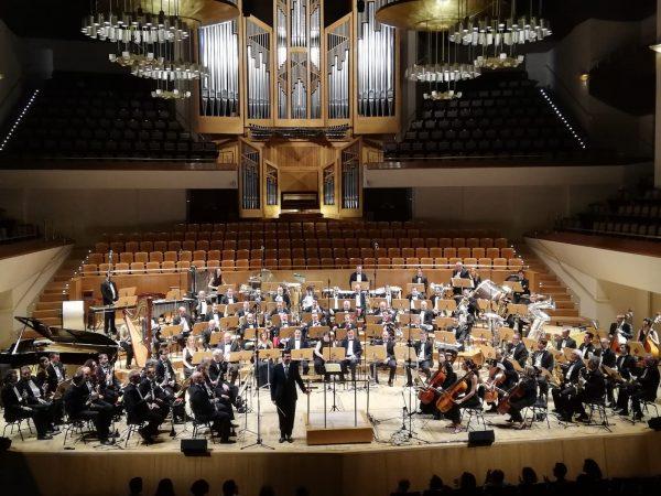 Entrada gratuita, Banda Sinfónica Municipal de Madrid (6 feb, IFEMA)