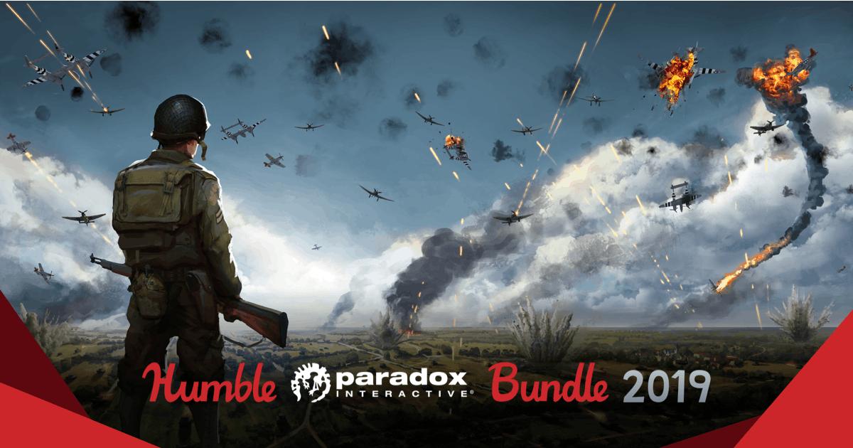 Nuevo HumbleBundle de paradox