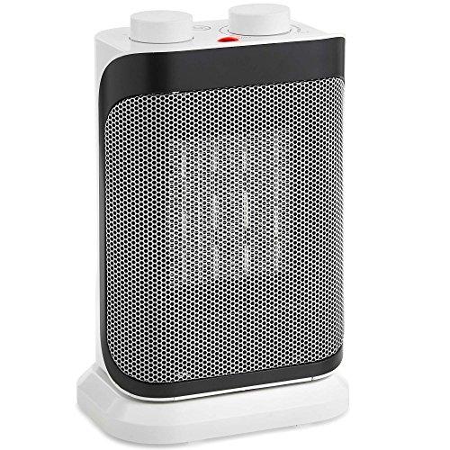 Calefactor Oscilante Cerámico 1500W solo 9.9€