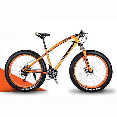 Bicicleta montaña con frenos de disco y amortiguación delantera (EUROPA)