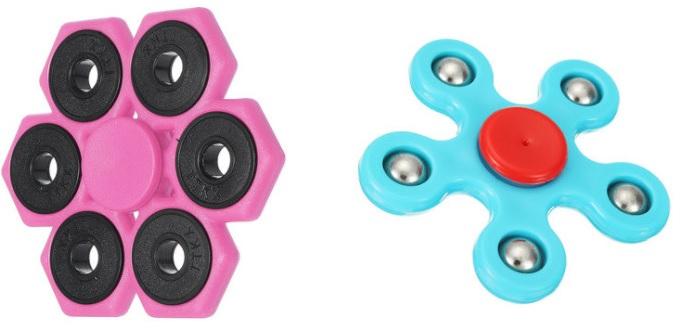 Spinners de 6 o 5 lados