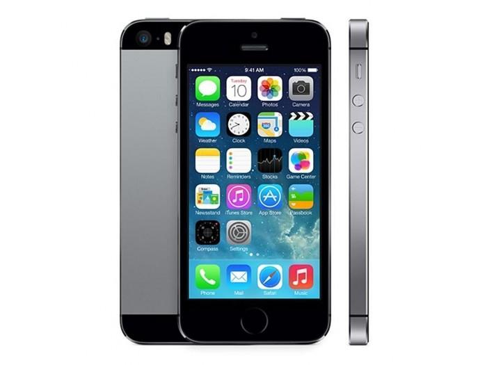 Apple iPhone 5S 16GB Gris Espacial (Reacondicionado A)