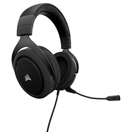 Corsair HS60 Surround 7.1 - Auriculares Gaming con micrófono Desmontable
