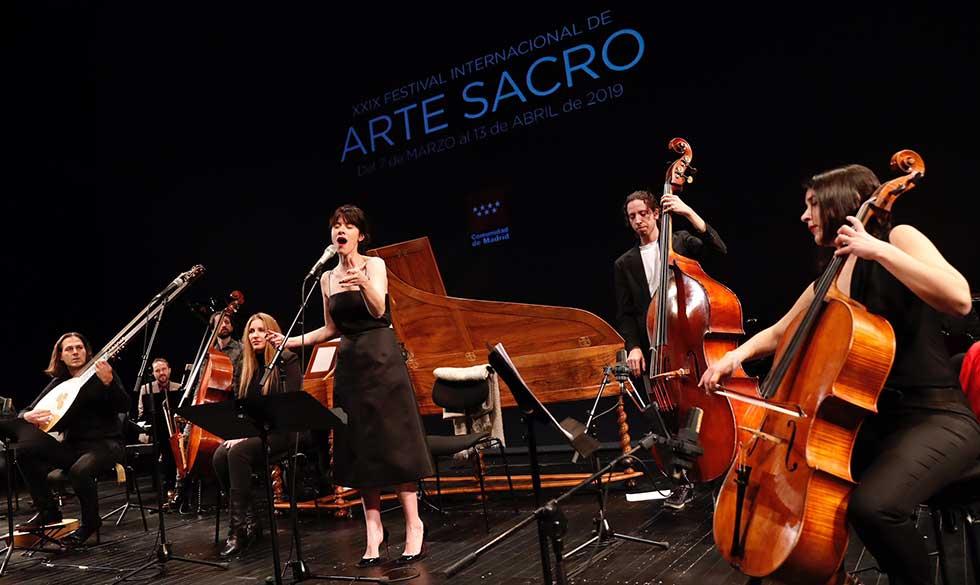 Gratis: 60 conciertos, XXIX Festival de Arte Sacro (Madrid)