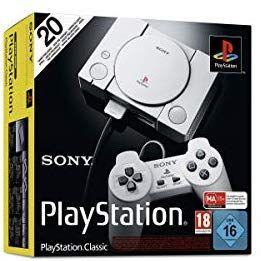 Playstation Classic + 2 mandos por 50 euros vendida por Amazon