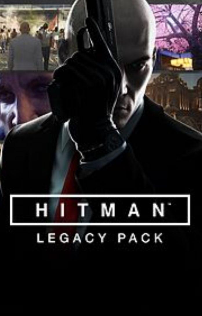 Hitman Legacy Gratis Ps4