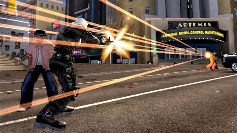 Crackdown, GRATIS (Xbox 360 / Xbox One)