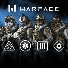 Warface - Pack de aspectos de cuerpo «Ártico»