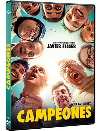 Campeones (DVD) Ganadora 3 Goyas 2019
