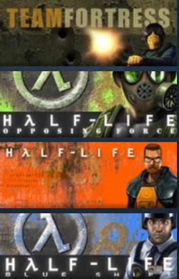 PC: Super precios para packs y juegos de Valve en Steam (Counter, Half-Life..con 80% y 90% de descuento)