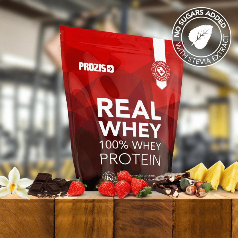 2 bolsas proteinas de 1kg PROZIS