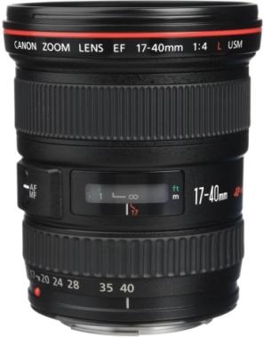 Preciazo para este Canon EF 17-40mm f/4L USM