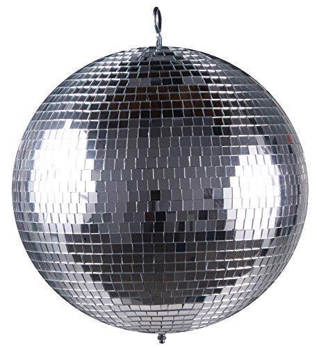 ¡Bola de discoteca de espejos 20cm sólo 3,75€! Envío premium