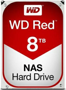 Western digital red 8 tb por 81 euros