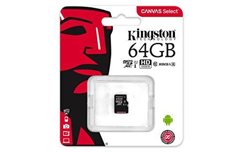 Amazon MicroSd 64Gb Kingston
