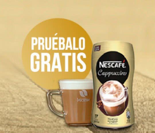 Gratis Variedades Nescafé (Reembolso)