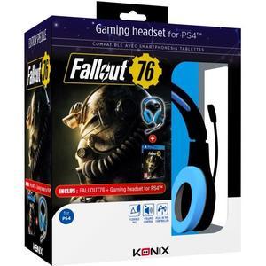 Fallout 76+auriculares gaming buena calidad PS4+Xbox oNE