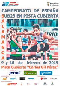 Entrada Gratis Campeonato España Atletismo Sub23 en Salamanca