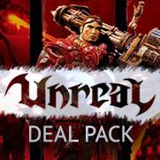 Unreal Deal Pack, hasta un 90%