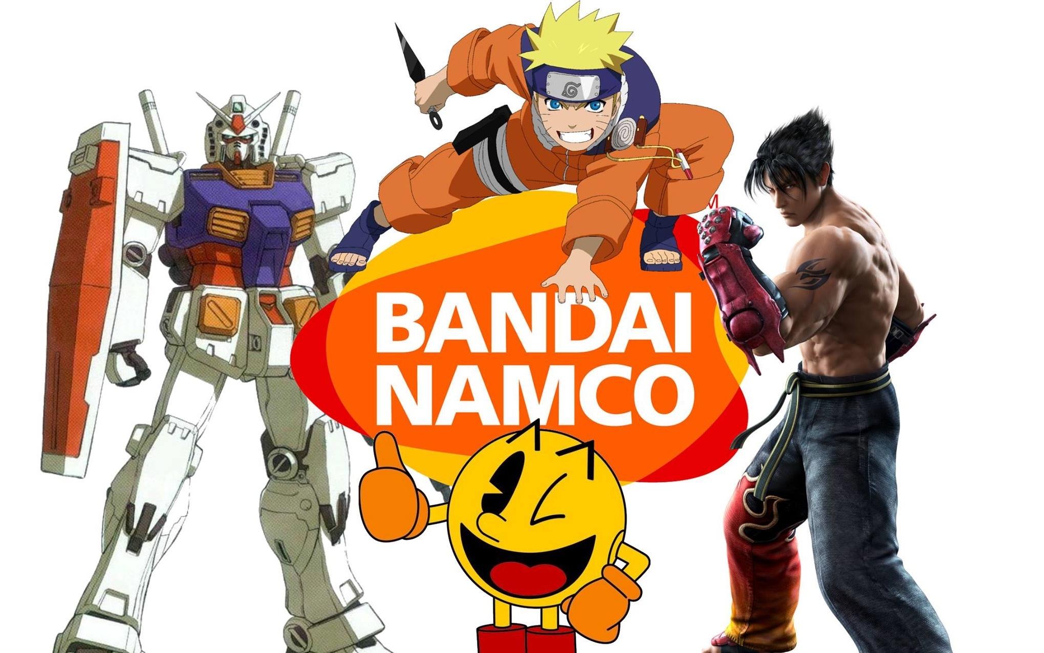 Pack Bandai Namco, hasta el 75%