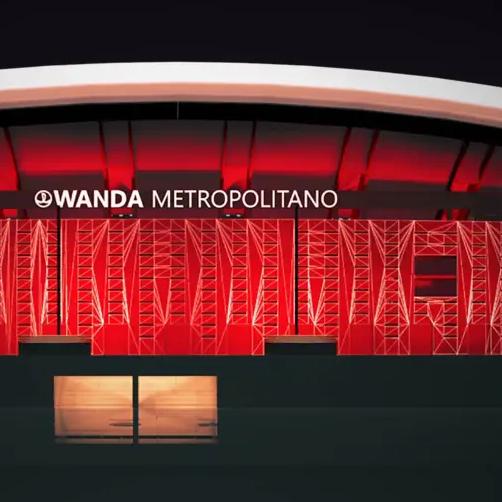 2X1 Tour Wanda Metropolitano (14 a 17 Febrero)