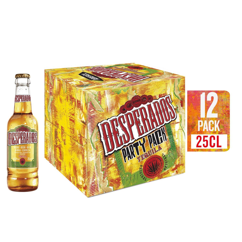 Pack Desperados 12 Botellas 250ml ( Pantry)