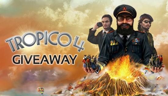 Gratis Tropico 4 para PC