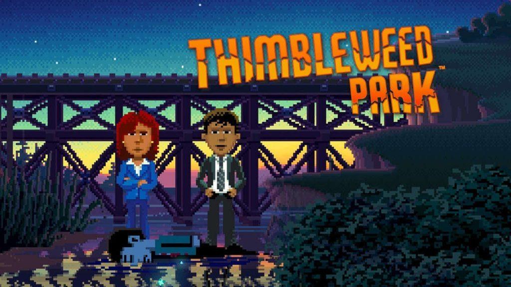 Próximo juego GRATIS EpicGames: Thimbleweed Park