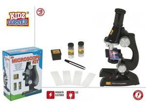 Set Microscopio